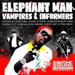 Elephant Man Vampires SS019