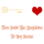 Keyblade To My Heart