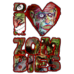 i love zombies -square