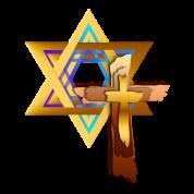 Star Of David and Triple Cross