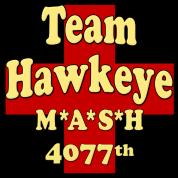 Mash Team Hawkeye