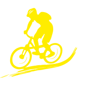 Biker Mountainbike Bike MTB Downhill sport biking cycling