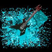 Guitar Graffiti