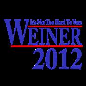 It's Not Too Hard To Vote Weiner 2012