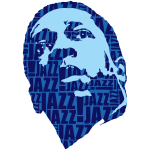 Jazz only blue