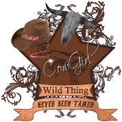 CowGirl Wild Thing never been tamed