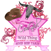CowGirl Wild Thing never been tamed PinkFull