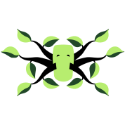 random tree environmental creature