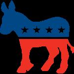 Vintage Democrat Logo