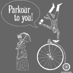 Parkour to You!