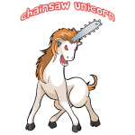 chainsaw_unicorn