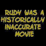 Rudy Inaccurate