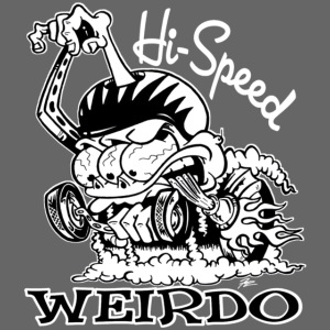 Hi Speed Weirdo