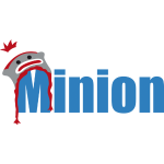 Minion (dark blue)