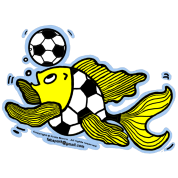 Football Fish (Soccer) , By FabSpark