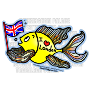 London Fish Visiting London? Share your love to London, By FabSpark