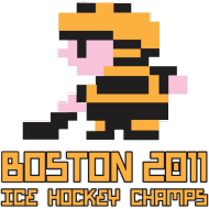 Design ~ Boston Ice Hockey Champs
