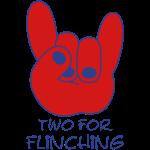 Two For Flinching Logo