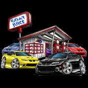2004-06 Pontiac GTO Gas Station
