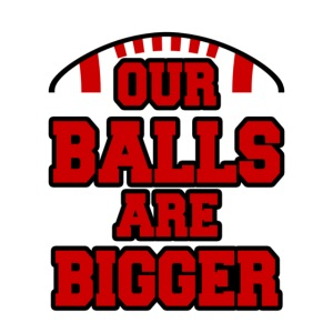 Our Balls Are Bigger Stampeders