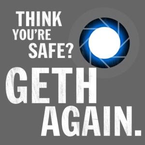 """Geth Again"" Design"
