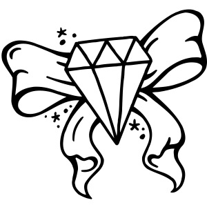 Diamond Bow