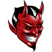 Red Devil ( HD Pixel Design )