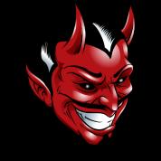 Red Devil ( HD Pixel Design )
