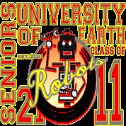 University Of Earth Senior Shirt