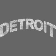 Design ~ Distressed Detroit Arch