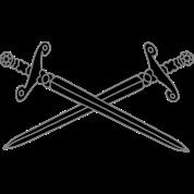 Celtic fantasy swords by Patjila2