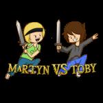 Martyn vs Toby Logo
