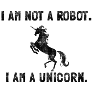Design ~ unicorn_tall_black