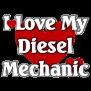 I love my Diesel Mechanic