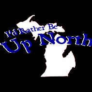 Design ~ I'd Rather Be Up North