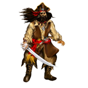 Talk Like A Pirate-Buccaneer