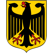 Imperial Eagle of Germany / Deutscher Reichsadler