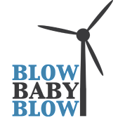 Blow Baby Blow Wind Turbine