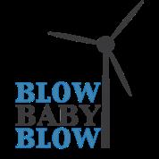 Blow Baby Blow Wind Turbine
