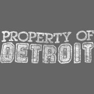 Design ~ Property of Detroit