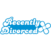 recently divorcee divorced