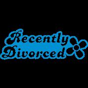 recently divorcee divorced