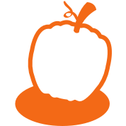 simple pumpkin outline