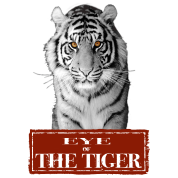 Eye of the Tiger White