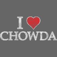 Design ~ I Heart Chowda