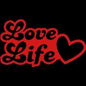 LOVE LIfe heart lovely