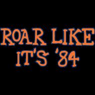 Design ~ Roar '84
