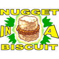 Design ~ Nugget in a Biscuit