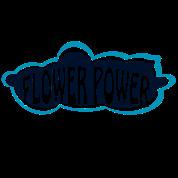 FLOWER POWER (white)