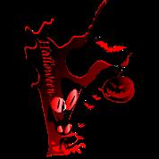 halloween season holidays graphic art